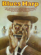 Blues Harp Sonny Terry Little Walter Learn How To Play Harmonica Music Book