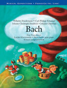 Bach Easy Piano Pieces Musical Expeditions Series Classical Sheet Music Book