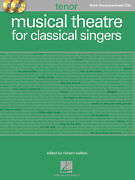 Musical Theatre Classical Singers Tenor Vocal Sheet Music 48 Songs Book 2 Cd