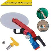 Universal Airless Paint Fast Spray Guide Accessory Tool Tip For 7/8 Inch Sprayer