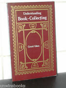 Understanding Book-collecting Grant Uden Collector Antique And Collectable Books