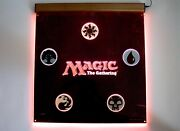 Magic The Gathering Collectible Light Up Rare Sign 2007