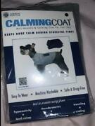 Akc Kennel Club Anti Anxiety And Stress Relief Calming Coat For Dogs Grey Small