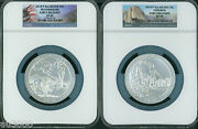 2010-p America Beautiful Atb 5-coins Set 5 Oz. Silver Ngc Sp69 Early Releases Er