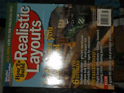 31 Revue Model Railroader Special Issue 24/07/2007 To Build Realistic Layouts