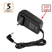 For Radio Shack Pro-106 Digital Handheld Scanner Supply Charger Ac Dc Adapter