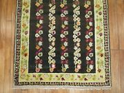 Antique Turkish Oushak Ushak Melas Rug Size 3and0392and039and039x5and0397and039and039