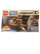 Lego Star Wars The Clone Wars 7752 Count Dookuand039s Solar Sailer