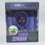 Stealth Sombra Blizzard Cute But Deadly Overwatch 2017/18 Sdcc Comic Con Read