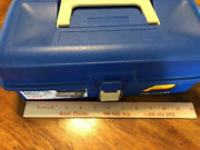 1994 Plano Tacklebox Futurepro 1020 Sealed Tackle And Tray Complete W/paperwork