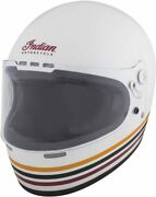 Retro Full Face Helmet By Indian Motorcycle - Extra Large - 286868309