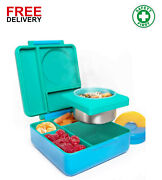 Bento Box For Kids,insulated Box With Leak Proof Thermos Food Jar,3 Compartments
