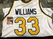 Jason Williams Autographed High School Jersey Limited Time Sale