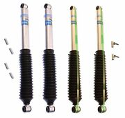 Bilstein B8 5125 Front And Rear Shocks Kit For Toyota Cruiser Lifted Height 4