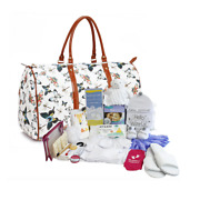 Pre-packed Maternity |hospital Birth Bag Newborn Baby Mum To Be Pregnancy Gift