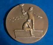 Bronze Riggers And Riveters 1944 By Mahonri Young Society Of Medalists