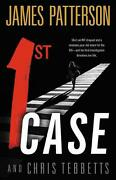 1st Case By James Patterson English Hardcover Book Free Shipping