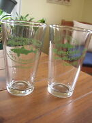 Dogfish Head Pint Beer Glasses, Set Of 2