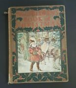 The Childrenand039s Book Of Christmas Vintage 1911 Hardcover Book Compiled J.c. Dier