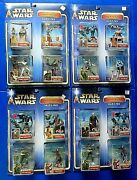 Lot Of 4 Value Packs 16 Figures Star Wars Attack Of The Clones Action Figures