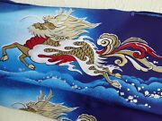 47l Dragon Wind Sock Kite Flag Hanging Wall Decor, Yard, Garden And Outdoor