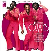 The Oand039jays - Philly Chartbusters Very Best Of 140gm Black Vinyl [new Vinyl Lp