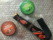 Disney Dlr Buttons Cars Land Green Happy Hybridsmile And Speedy Mcmuffler