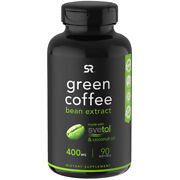Sports Research Green Coffee Bean Extract Dietary Supplement - 90 Softgels