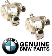 Genuine Set Left And Right Mechanical Fuel Pump W/ O-ring For Bmw F02 F04 F07 F10