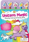 Unicorn Magic Pencil Toppers Drawing Coloring And Activity Book Mixed Media Pro