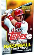 2020 Topps Series 2 Baseball Hobby 12 Box Case Blowout Cards