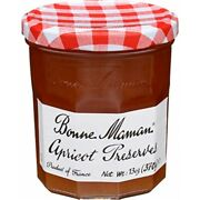 Bonne Maman Apricot Preserves, 13-ounce Jars Pack Of 6