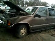 Temperature Control With Ac Fits 96-00 Chevrolet 2500 Pickup 149274