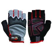 Grease Monkey Fingerless Xlarge - Tools And Home Improvement