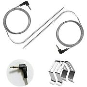 Pit Boss Meat Probe Replacement Pellet Grills Smokers Parts 2pc Waterproof Bbq