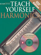 Teach Yourself Harmonica For Beginner Lessons Learn How To Play Video Book Dvd