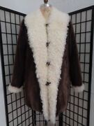 Brand New Beaver And Curly Lamb Fur Jacket Men Vin Diesel Triple X Movie