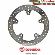 Brake Disc Bmw K 1200 S 05 - 2007 Brembo Gold Series Rear Motorcycle Spare Parts