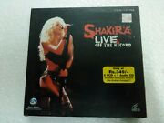 Shakira Live Off The Record 2 Vcd 1 Cd 2004 Ojos Asi Poem To A Horse Rare India