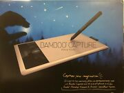 Wacom Bamboo Capture Pen And Touch Draw Design Print Compatible Windows Or Mac
