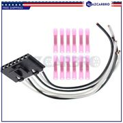 Blower Motor Resistor Plug Connector 7 Wire For Oldsmobile Silhouette 1994-2004