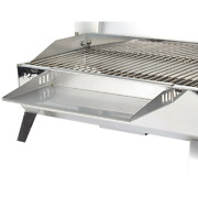 Boat Bbq Grill Food Tray Grilling Foods Holder Pan Fits All Stow N Go Grills New