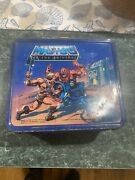 1983 He-man And The Masters Of The Universe Metal Lunchbox And Thermos