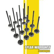 Intake And Exhaust Valves Kit For 1992-2005 Honda Civic Sohc D16y7 D16y8 D16z6