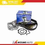 Timing Belt Aisin Water Pump Fit 00-06 Subaru Ej25 Non-turbo Legacy Outback