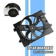 Radiator Cooling Fan Assembly Fit Lincoln Town Car Ford Crown Victoria Fo3115157