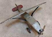 Collectible Airplane Steel Toy Transportation Aviation Model Ethnix