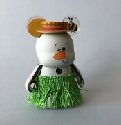 Disney Store - Frozen 3 Vinylmation Figure - Chaser Summer Olaf Exclusive - New