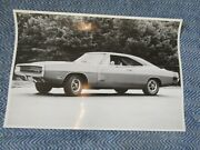 1970 Dodge Charger Rt Hardtop Early Photo Poster 61