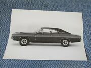 1968 Dodge Charger Hardtop Early Photo Poster 18 66